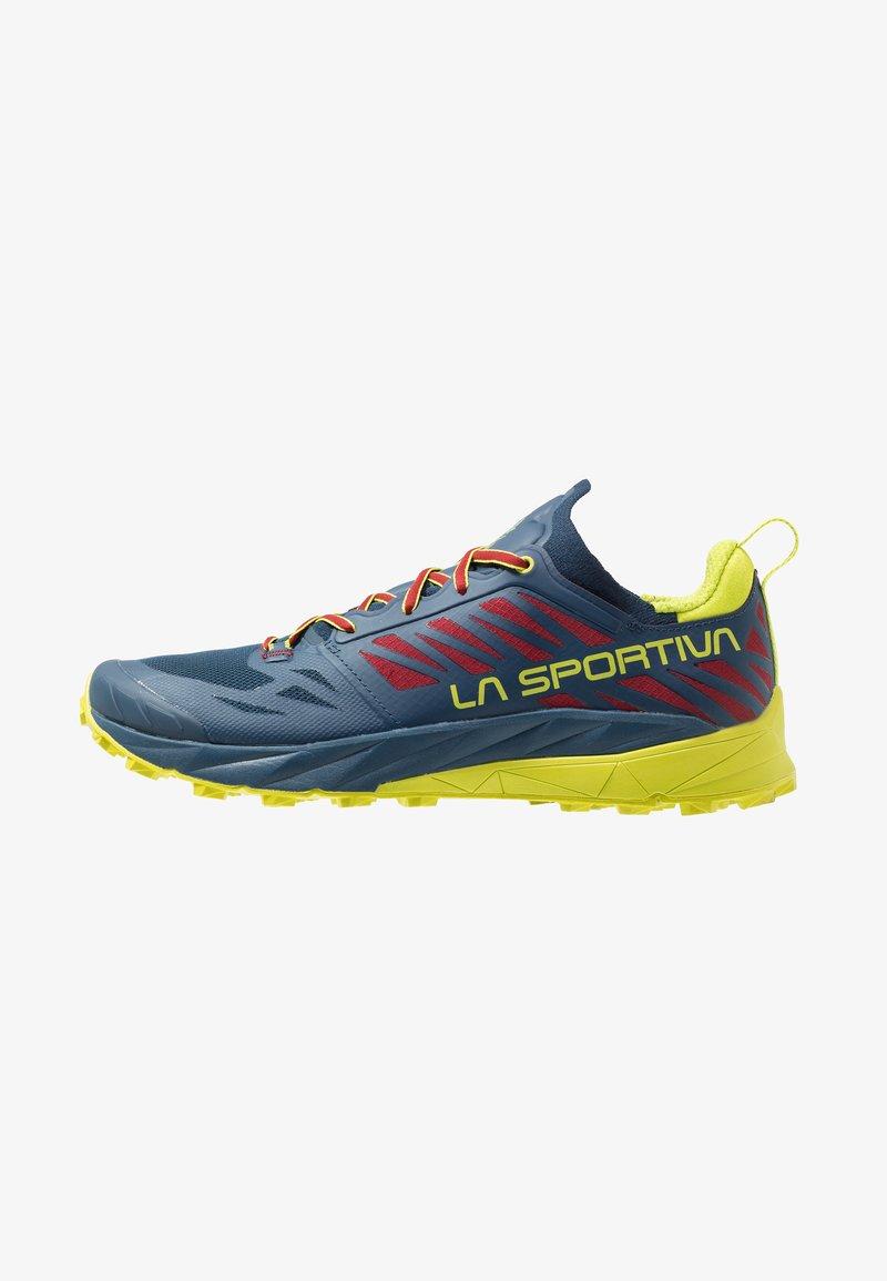 La Sportiva - KAPTIVA - Běžecké boty do terénu - opal/chili