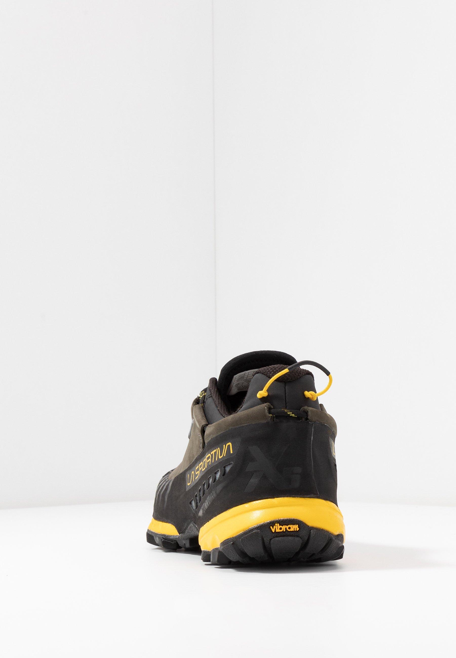 La Sportiva Tx5 Low Gtx - Fjellsko Carbon/yellow