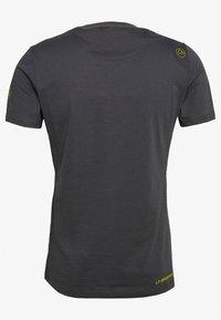 La Sportiva - STRIPE EVO - T-Shirt print - carbon - 1