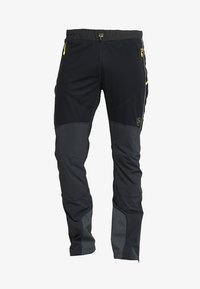 La Sportiva - SOLID PANT  - Pantalons outdoor - black - 6