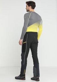 La Sportiva - SOLID PANT  - Pantalons outdoor - black - 2
