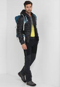 La Sportiva - SOLID PANT  - Pantalons outdoor - black - 1
