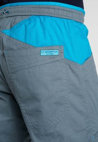 La Sportiva - BOLT PANT  - Trousers - slate/tropic blue - 7