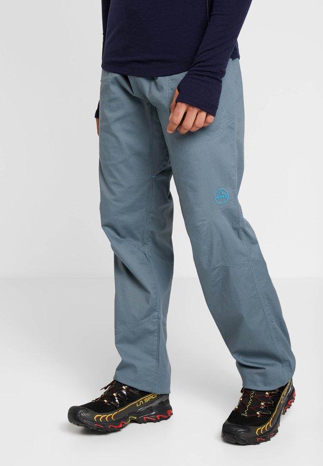 BOLT PANT  - Broek - slate/tropic blue