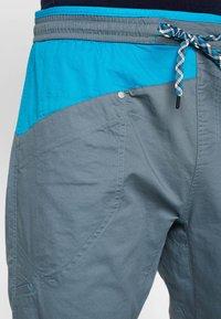 La Sportiva - BOLT PANT  - Trousers - slate/tropic blue - 5
