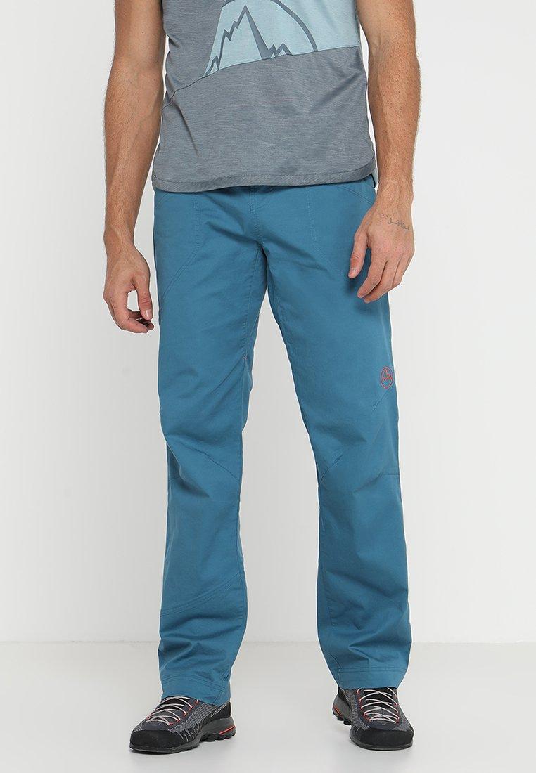 La Sportiva - BOLT PANT  - Trousers - lake