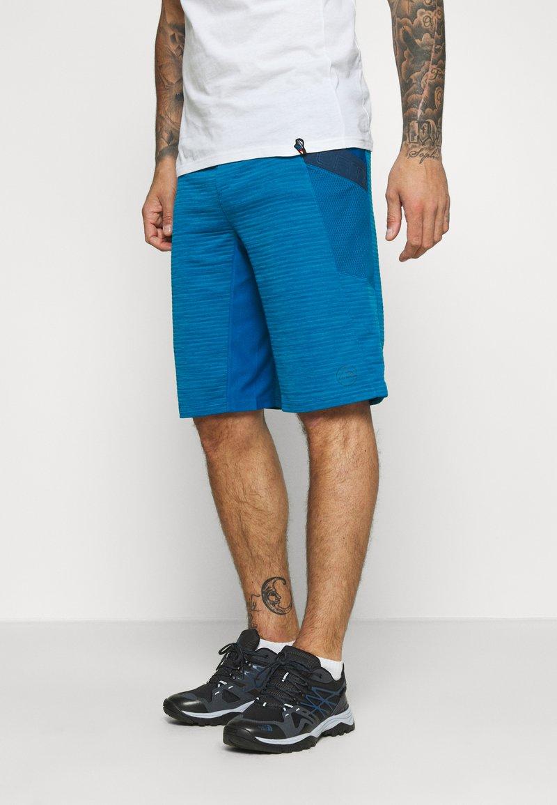 La Sportiva - FORCE - Sports shorts - neptune