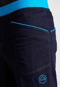 La Sportiva - CAVE - Kalhoty - blue/turquoise - 3