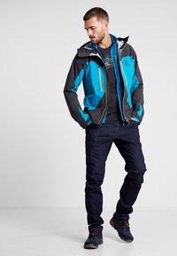 La Sportiva - CAVE - Kalhoty - blue/turquoise - 1