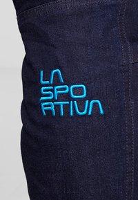 La Sportiva - CAVE - Kalhoty - blue/turquoise - 6