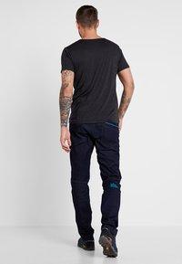 La Sportiva - CAVE - Kalhoty - blue/turquoise - 2