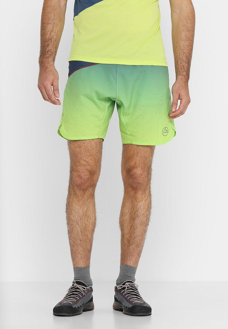 La Sportiva - MEDAL SHORT  - Friluftsshorts - apple green/opal