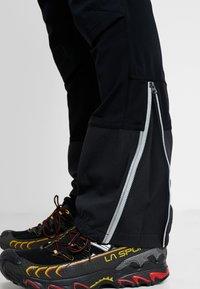 La Sportiva - AERO PANT - Broek - black - 3