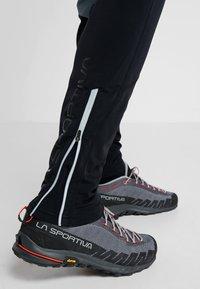 La Sportiva - RADIAL PANT  - Trainingsbroek - black/cloud - 4