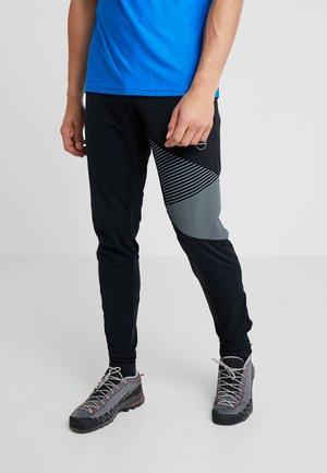 RADIAL PANT  - Spodnie treningowe - black/cloud