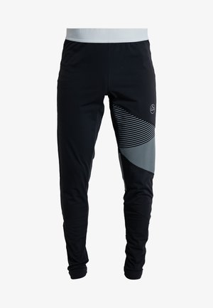 RADIAL PANT  - Trainingsbroek - black/cloud