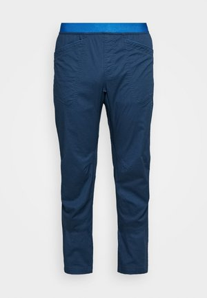ROOTS PANT  - Trousers - opal/neptune