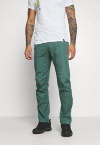 La Sportiva - ROOTS PANT  - Trousers - pine/kiwi - 0