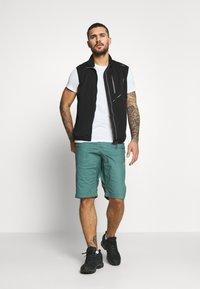 La Sportiva - FLATANGER SHORT  - Sports shorts - pine/kiwi - 1
