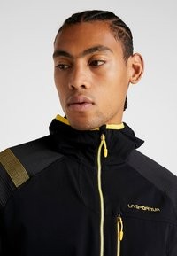 La Sportiva - DEFENDER - Fleece jacket - black - 3