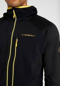 La Sportiva - DEFENDER - Fleece jacket - black - 6