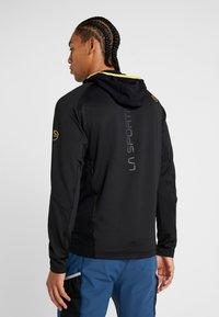 La Sportiva - DEFENDER - Fleece jacket - black - 2