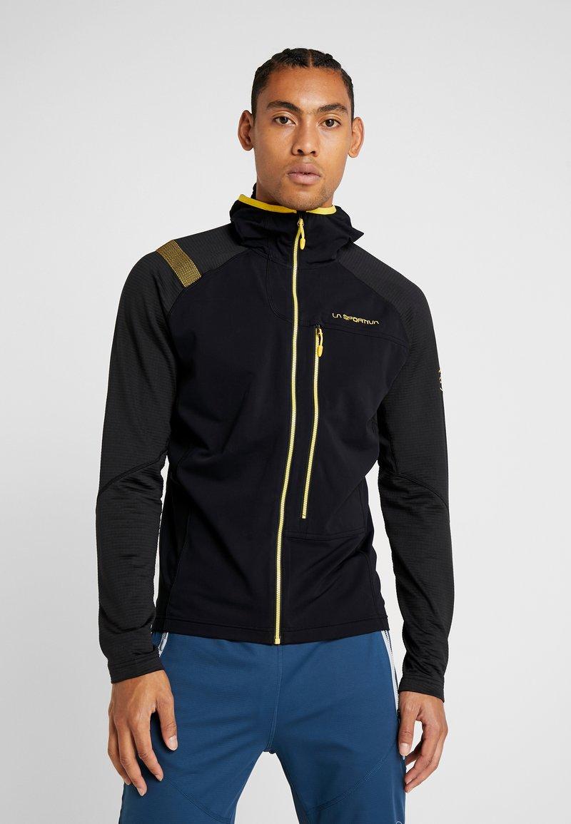 La Sportiva - DEFENDER - Fleece jacket - black