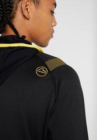 La Sportiva - DEFENDER - Fleece jacket - black - 4