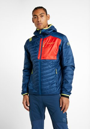 MERIDIAN PRIMALOFT  - Winter jacket - opal/poppy