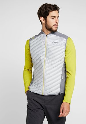 CLOUD VEST - Bodywarmer - steel