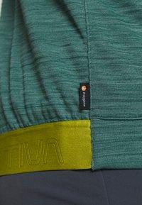 La Sportiva - TRAINING DAY HOODY - Zip-up hoodie - kiwi/pine - 6