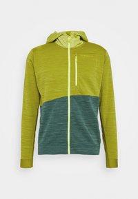 La Sportiva - TRAINING DAY HOODY - Zip-up hoodie - kiwi/pine - 5