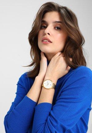 AURORA - Horloge - gold-coloured/white