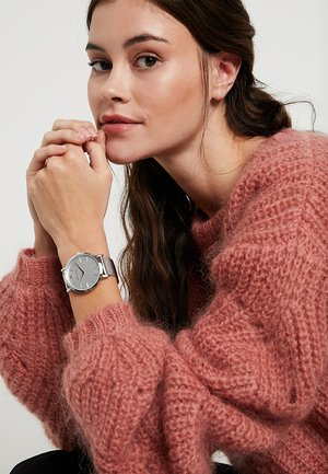 LUGANO - Watch - silver white