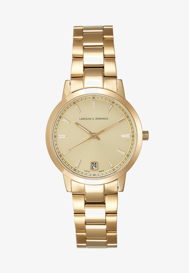 VELO - Watch - gold-coloured sunray