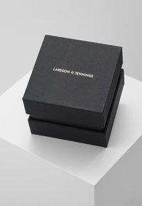 Larsson & Jennings - VELO - Hodinky - silver-coloured/white - 3