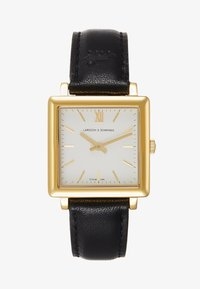 Larsson & Jennings - NORSE - Montre - black/gold-coloured/white - 1