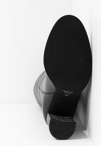 LAB - Boots med høye hæler - black - 6