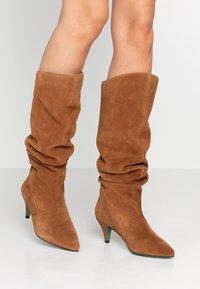 LAB - Boots - habana - 0