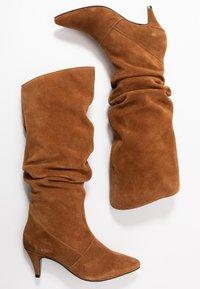 LAB - Boots - habana - 3
