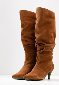 LAB - Boots - habana - 4