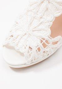 LAB - High heeled sandals - white - 2