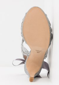 LAB - High heeled sandals - plata - 6