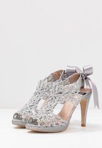 LAB - High heeled sandals - plata - 4
