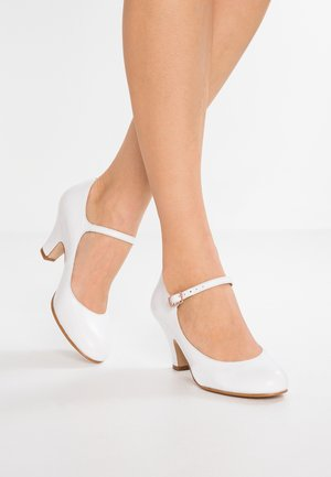 Pumps - blanco