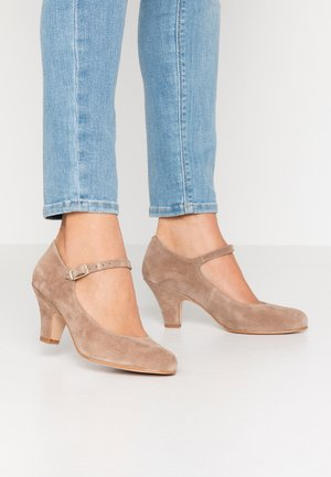 Classic heels - corda