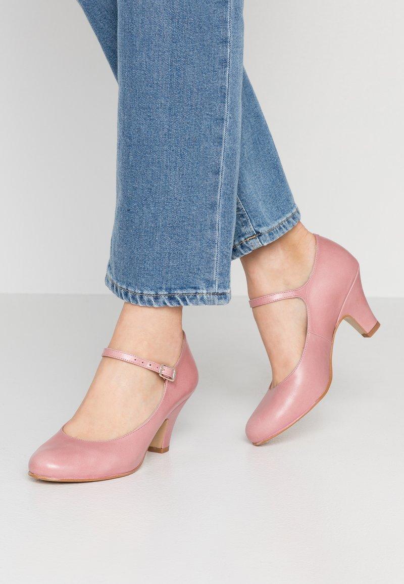 LAB - Classic heels - sol rosa