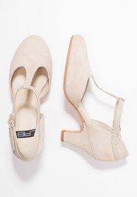 LAB - Classic heels - sand - 3