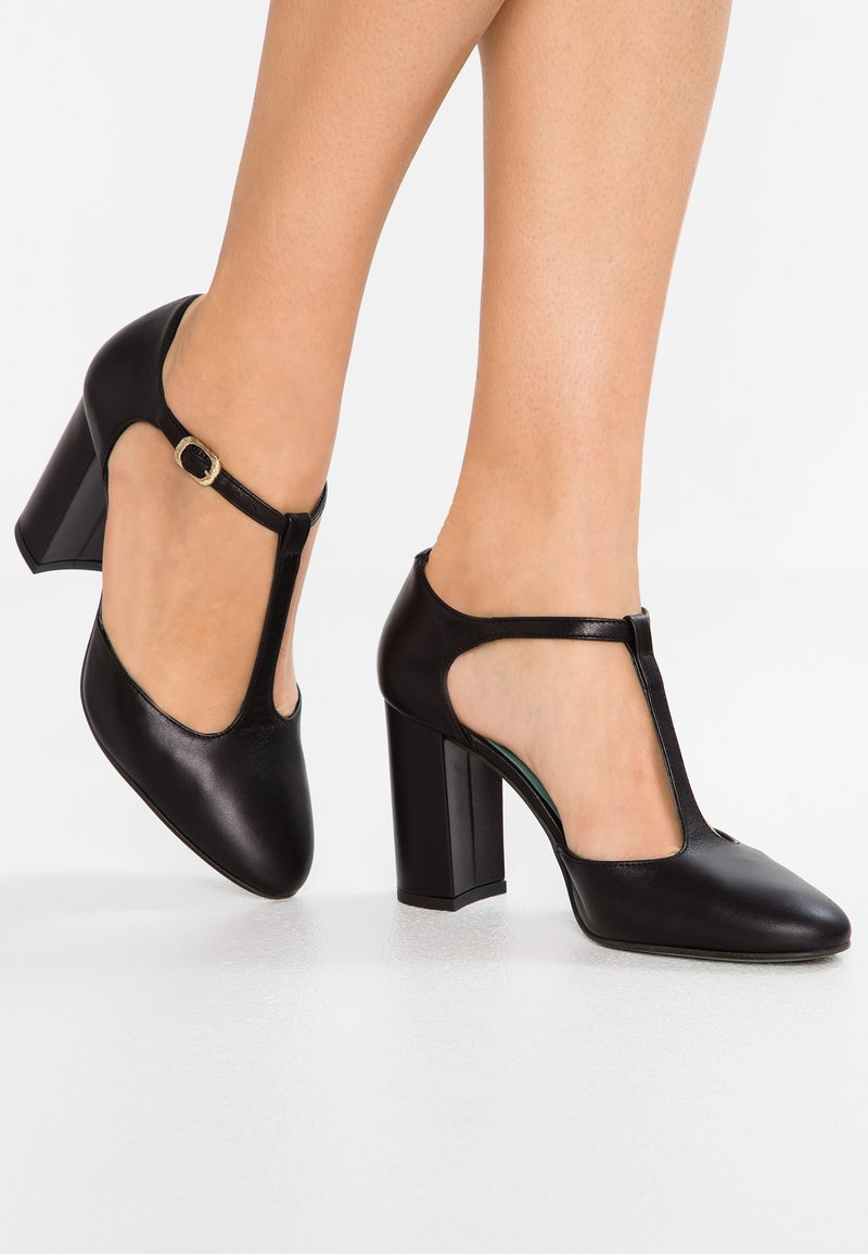 LAB - High heels - black