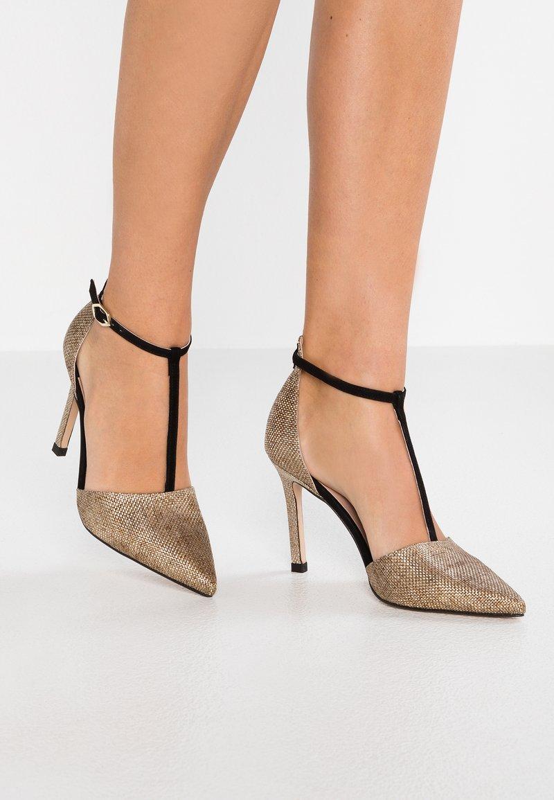 LAB - High heels - oro fino